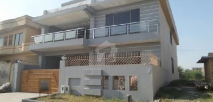House 12 marla corner